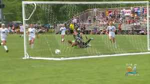 Study Finds Girls Soccer Concussion Rates Nearly The Same As Boys Playing Football [Video]