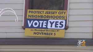 News video: Jersey City Voters Pass Limits On Airbnb, Short Term Rentals