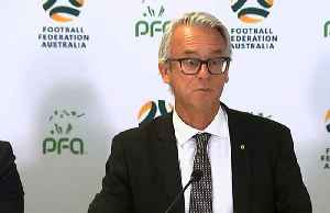 Australian soccer announces historic equal pay for men's and women's national teams [Video]