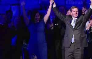 Dems oust Kentucky governor, seize Virginia [Video]