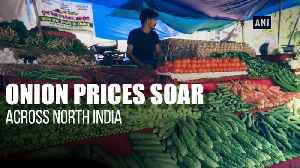 Onion prices shoot up across North India, Centre to facilitate imports [Video]