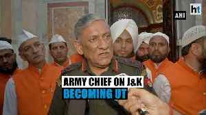 'Monitoring activities in J&K will now be easier': Army chief [Video]