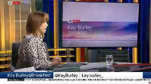 Kay Burley left fuming at James Cleverly's empty chair on Sky News [Video]