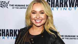 News video: Hayden Panettiere reportedly reunites with Brian Hickerson
