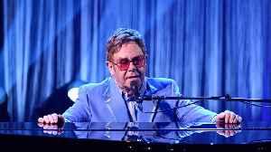 Elton John feared he'd never work sober [Video]