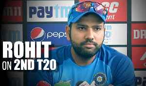 'Will try to avoid mistakes made in 1st T20I Vs Bangladesh': Rohit Sharma [Video]