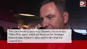 David Walliams to make Chitty Chitty Bang Bang car for documentary [Video]