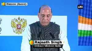 India wants to collaborate with Russia to modernize defence platforms Rajnath Singh [Video]
