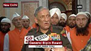 Monitoring activities in JK will now be easier says Army Chief [Video]