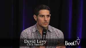 Scaling-Up Advanced TV: Inscape, OpenAP Execs On Coming Together [Video]