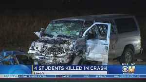 4 North Texas High School Students Killed In Crash [Video]