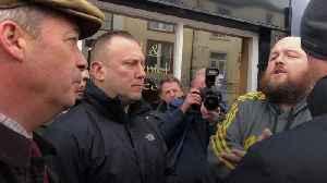 Nigel Farage confronted on campaign trail in Cumbria [Video]