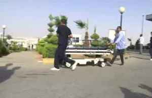 Tourists stabbed in Jordanian city near Roman ruins [Video]