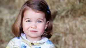 Princess Charlotte Recently Received the Sweetest Gift [Video]