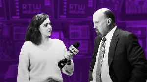 Jim Cramer on Xerox's Reported Bid for HP, Walgreens Reportedly Going Private [Video]