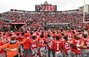News video: Ohio State Tops First College Football Playoff Ranking