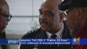 News video: Mayor Won't Speculate On Possible Replacements For Top Cop Eddie Johnson, Who's Expected To Retire