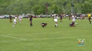Study Links Concussions To Girls' Soccer [Video]