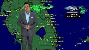 Wednesday mid-afternoon forecast [Video]