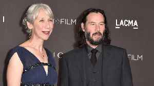 News video: Keanu Reeves' Girlfriend Alexandra Grant Was Confused With Helen Mirren