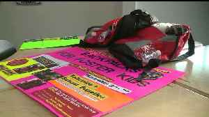 Iowa Middle School Student Collects Items to Fill Backpacks for Foster Kids [Video]