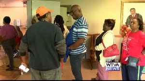High voter turnout in north Mississippi counties [Video]