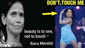 Ranu Mondal 'DON'T TOUCH ME' FUNNY Memes On Social Media | Trolled | Himesh Reshammiya [Video]