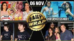 Rangoli VS Malaika, Alia Bhatt VOGUE 2019, Akshay - Nupur Filhaal Song | Top 10 News [Video]
