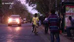 Refugees camp outside UNHCR offices in Pretoria as court case over their removal continues [Video]