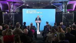 News video: Sajid Javid: General election will end