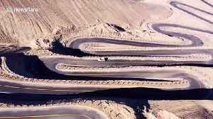 China's long and winding road contains SIX HUNDRED hairpin turns [Video]