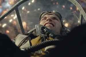 News video: Midway movie clip - Dive bomber - Ed Skrein