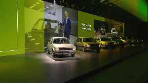 World premiere of the all-new Volkswagen Golf 8 - Golf generations history [Video]