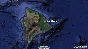 News video: Hawaii Man Dies After Fall Into A Lava Tube...On His Property
