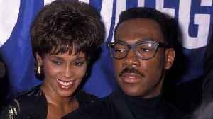 News video: Whitney Houston 'lost herself' following Eddie Murphy rejection