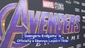Disney Plus Has The 'Avengers' [Video]