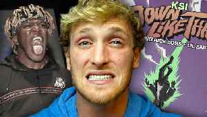 News video: Logan Paul Knockout Teased In KSI 'Down Like That'
