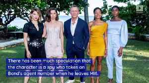 Lashana Lynch Reveals Ambition for 007 Character [Video]