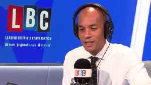 Caller Challenges Chuka Umunna Over Switching Parties [Video]