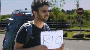 #Eli4Brazil - The Race To Rio Starts Here! [Video]
