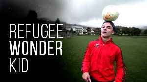 From Syrian Refugee to Wonderkid in Germany: Mohammed Jaddou [Video]