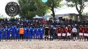 Refugees vs AS Roma Legends: Liberi Nantes |  Hyundai #FanFilmFund [Video]