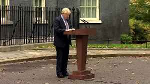 News video: UK PM's election campaign gets off to rocky start