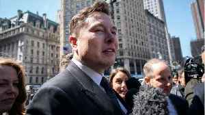 News video: Elon Musk exploring Tesla 'drive-in mode'