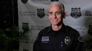 Boca Raton police chief retiring to take position with school district police [Video]