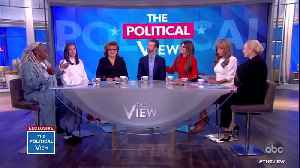 """""""The View"""" ep with Trump Jr. starts off with fireworks [Video]"""