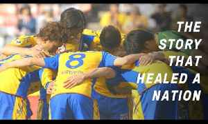 The Incredible Underdog Story That Healed A Nation: Vegalta Sendai [Video]