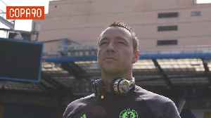 John Terry's Emotional Farewell To Chelsea [Video]
