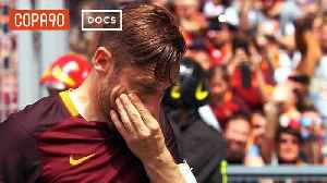 Francesco Totti | Rome's Emotional Farewell to Their Favourite Son [Video]