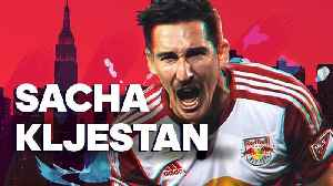 News video: Sacha Kljestan: How Zidane Inspired New York's Assist King